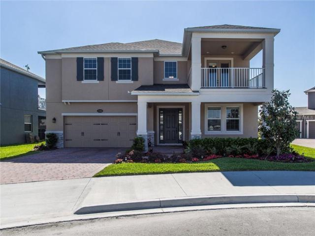 15204 Lake Claire Overlook Drive, Winter Garden, FL 34787 (MLS #O5702114) :: Bustamante Real Estate