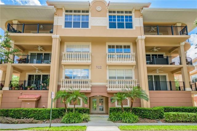 922 Lotus Vista Drive #102, Altamonte Springs, FL 32714 (MLS #O5702237) :: Bustamante Real Estate