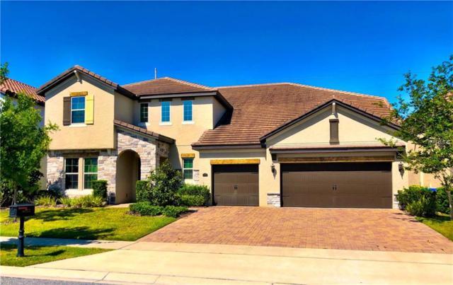 8757 Brixford Street, Orlando, FL 32836 (MLS #O5702291) :: G World Properties