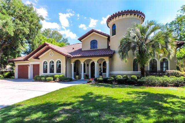 906 Poinciana Lane, Winter Park, FL 32789 (MLS #O5702566) :: Zarghami Group