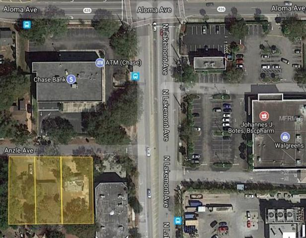 1850 Anzle Avenue, Winter Park, FL 32789 (MLS #O5702859) :: Team Pepka