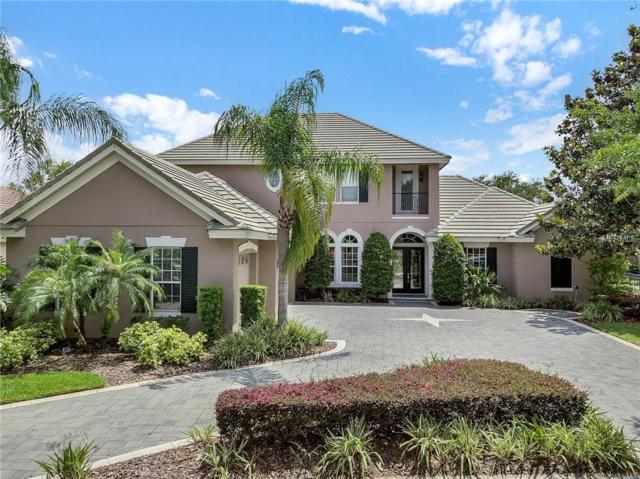 1437 Langham Terrace, Lake Mary, FL 32746 (MLS #O5702885) :: KELLER WILLIAMS CLASSIC VI