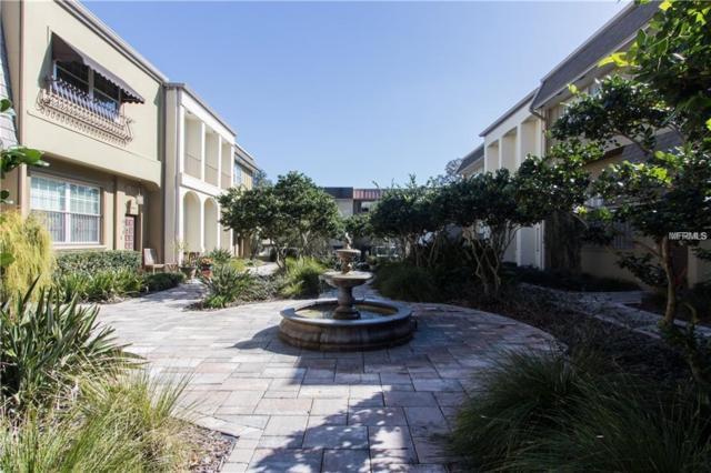 615 Mariposa Street, Orlando, FL 32801 (MLS #O5702968) :: The Light Team