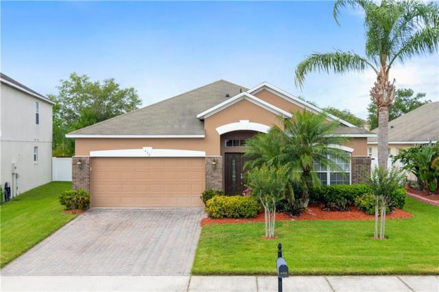 439 Spring Leap Circle, Winter Garden, FL 34787 (MLS #O5703213) :: KELLER WILLIAMS CLASSIC VI