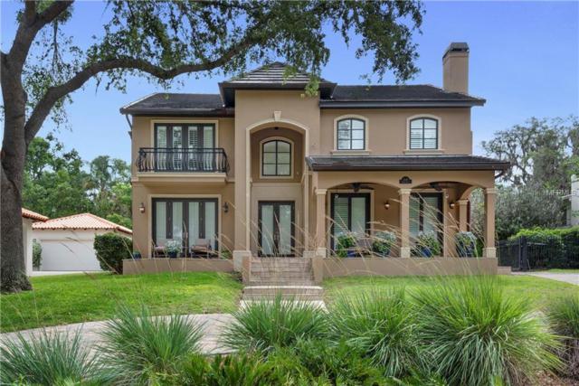 1840 W Fawsett Road, Winter Park, FL 32789 (MLS #O5703246) :: KELLER WILLIAMS CLASSIC VI