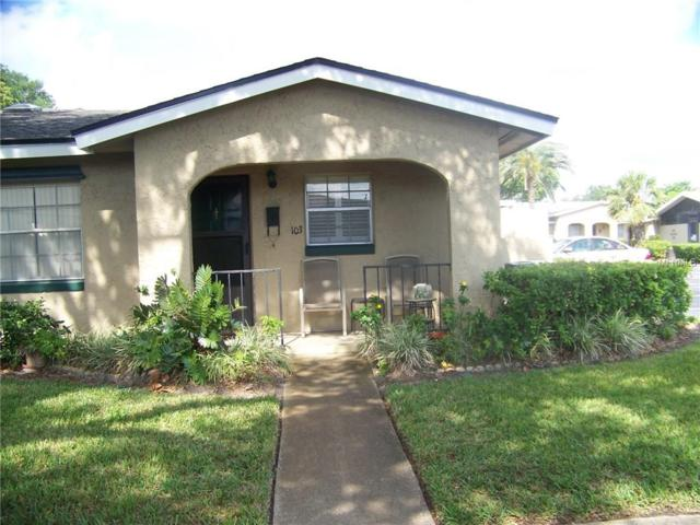 239 Mont Blanc Court #103, Casselberry, FL 32707 (MLS #O5703332) :: The Duncan Duo Team