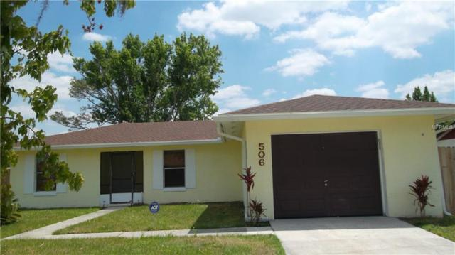 506 Glade Court, Kissimmee, FL 34758 (MLS #O5703531) :: The Duncan Duo Team
