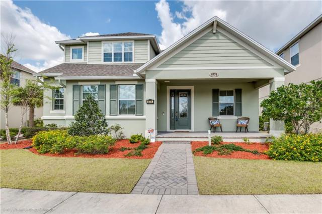 8774 Lovett Avenue, Orlando, FL 32832 (MLS #O5703644) :: The Light Team
