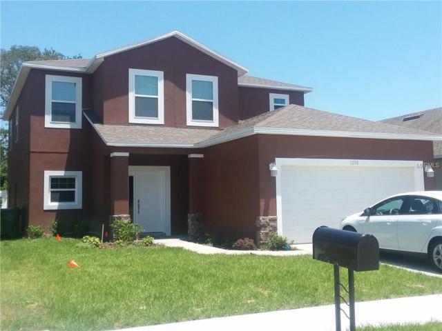 1250 Salisbury Drive, Winter Haven, FL 33881 (MLS #O5705044) :: The Lockhart Team