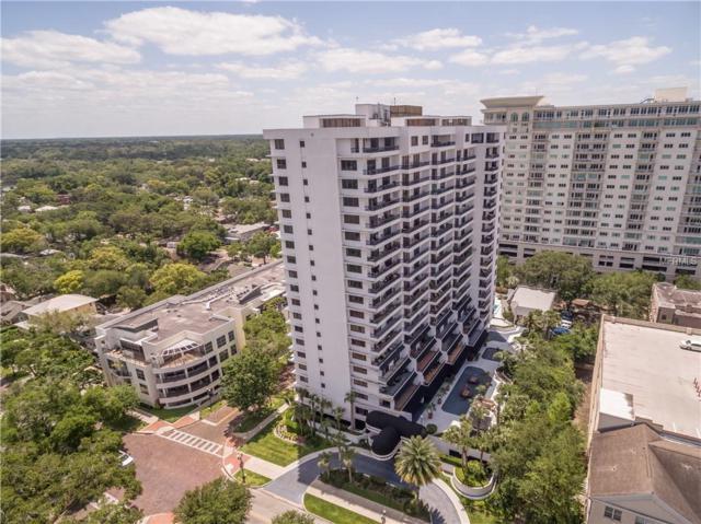 530 E Central Avenue #102, Orlando, FL 32801 (MLS #O5705134) :: The Duncan Duo Team