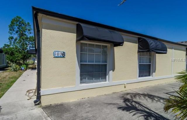 1036 Universal Rest Place, Kissimmee, FL 34744 (MLS #O5706314) :: The Duncan Duo Team