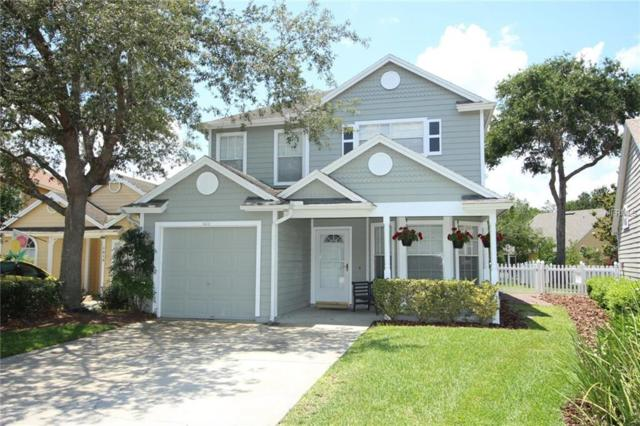 1416 Creekside Circle, Winter Springs, FL 32708 (MLS #O5706854) :: The Duncan Duo Team