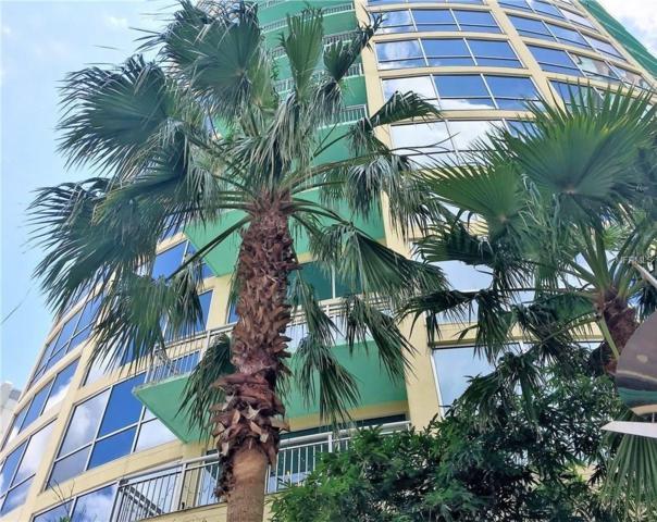 322 E Central Boulevard #1011, Orlando, FL 32801 (MLS #O5707251) :: The Lockhart Team