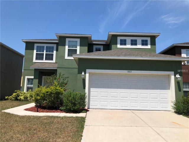 1463 Salisbury Drive, Winter Haven, FL 33881 (MLS #O5707321) :: The Lockhart Team