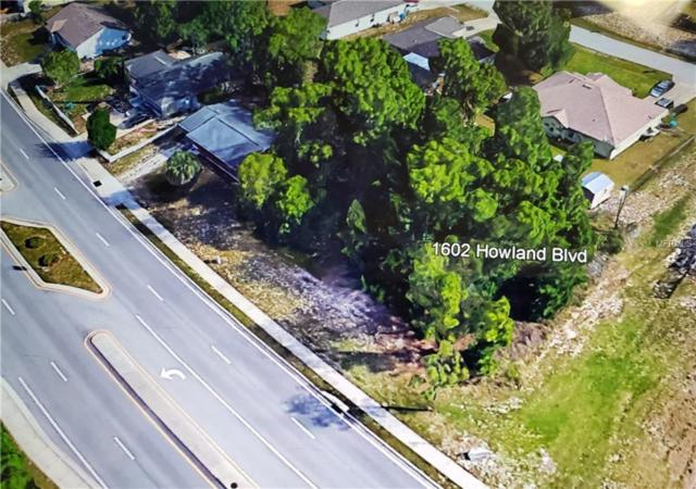 1602 Howland Boulevard, Deltona, FL 32738 (MLS #O5707322) :: The Duncan Duo Team