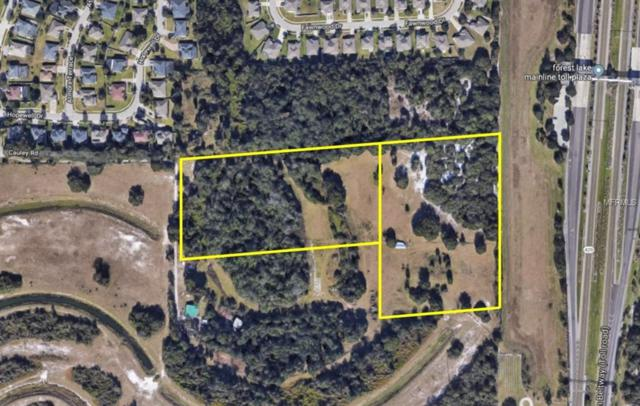 1850 & 1802 Cauley Road, Ocoee, FL 34761 (MLS #O5708111) :: G World Properties