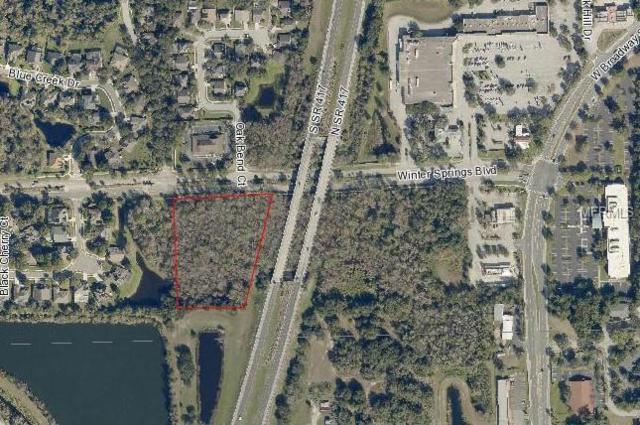 0 Winter Springs Boulevard, Oviedo, FL 32765 (MLS #O5708160) :: Premium Properties Real Estate Services