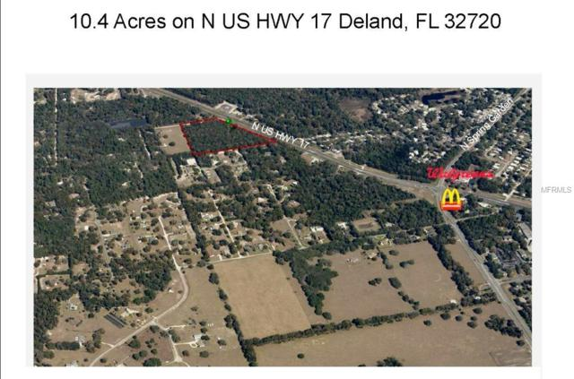 N Us Hwy 17, Deland, FL 32720 (MLS #O5708283) :: The Price Group
