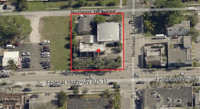 102 N Federal Highway, Dania Beach, FL 33004 (MLS #O5708515) :: The Duncan Duo Team