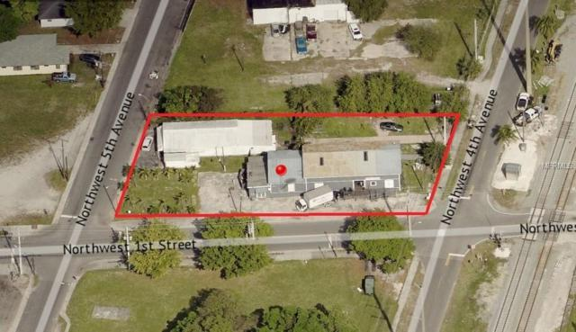 400 NW 1ST Street, Dania Beach, FL 33004 (MLS #O5708518) :: The Duncan Duo Team