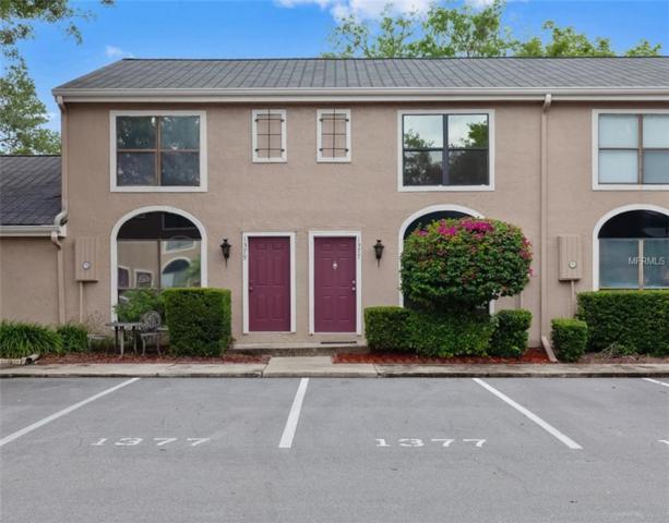 1377 Casa Park Circle, Winter Springs, FL 32708 (MLS #O5708550) :: Premium Properties Real Estate Services