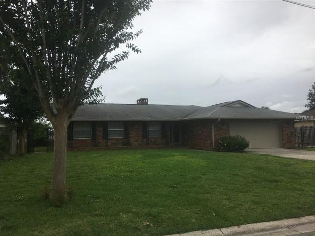 904 W Lake Holden Point, Orlando, FL 32805 (MLS #O5708709) :: Delgado Home Team at Keller Williams