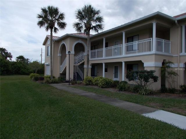 400 Bouchelle Drive #101, New Smyrna Beach, FL 32169 (MLS #O5709286) :: The Duncan Duo Team