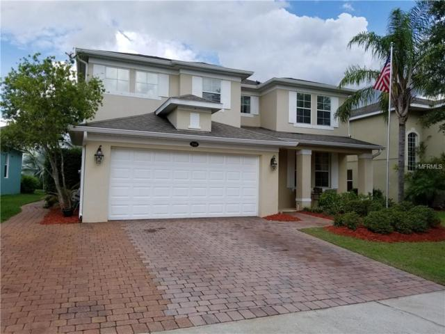 510 Brookeshire Drive, Davenport, FL 33837 (MLS #O5709369) :: Delgado Home Team at Keller Williams