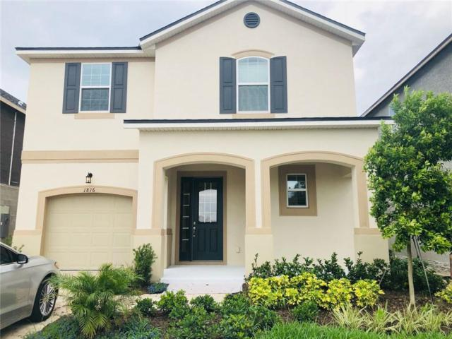 Address Not Published, Kissimmee, FL 34747 (MLS #O5709865) :: Mark and Joni Coulter | Better Homes and Gardens