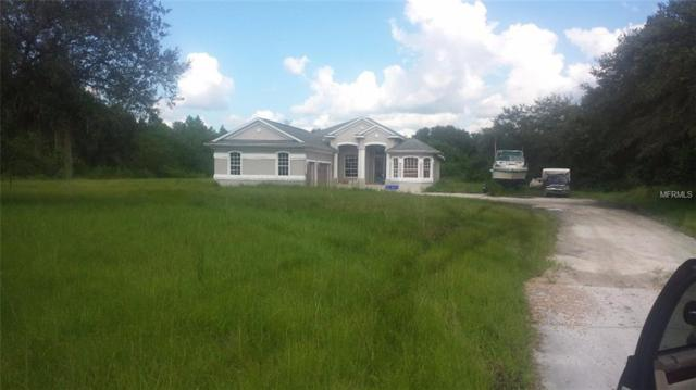 6596 Dunbarton Street, North Port, FL 34291 (MLS #O5709907) :: White Sands Realty Group