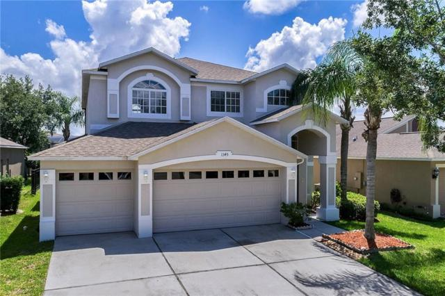 1345 Portmoor Way, Winter Garden, FL 34787 (MLS #O5709988) :: Mark and Joni Coulter | Better Homes and Gardens