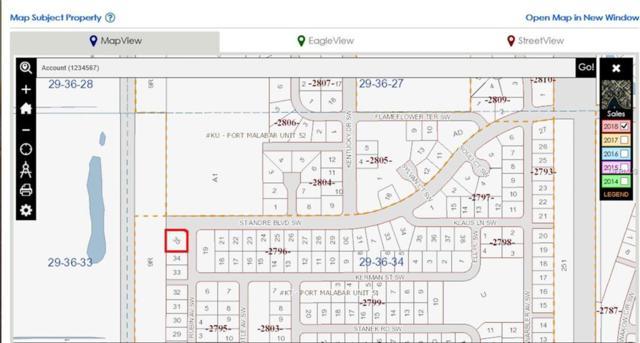 Port Malabar Unit 51 Lot 35 Blk 2794, Palm Bay, FL 32908 (MLS #O5710231) :: The Lockhart Team