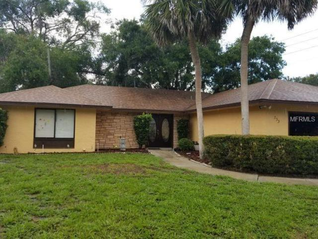 733 Lakeview Drive, Winter Springs, FL 32708 (MLS #O5710663) :: The Lockhart Team