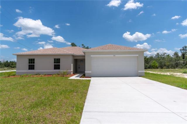100 Sweet Pea Court, Poinciana, FL 34759 (MLS #O5710944) :: The Price Group