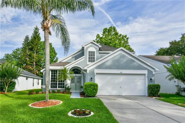 528 Pleasant Grove Drive, Winter Springs, FL 32708 (MLS #O5712455) :: The Lockhart Team