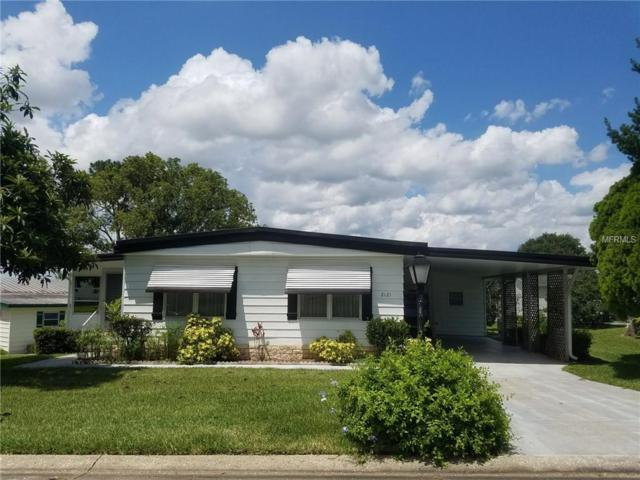 2121 E Lake Drive #1776, Zellwood, FL 32798 (MLS #O5713173) :: The Duncan Duo Team