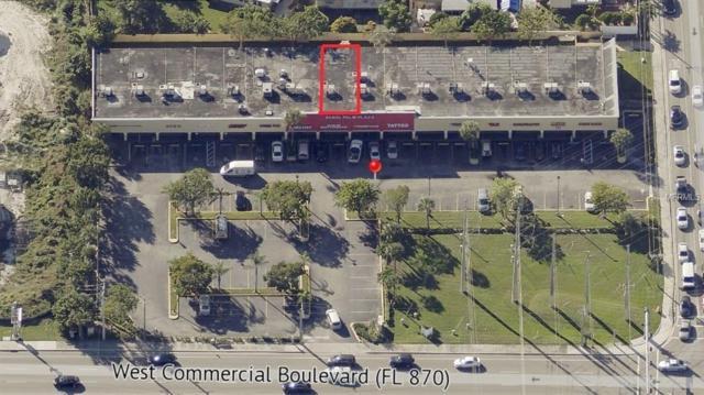 5100 W Commercial Boulevard #11, Tamarac, FL 33319 (MLS #O5713732) :: The Duncan Duo Team