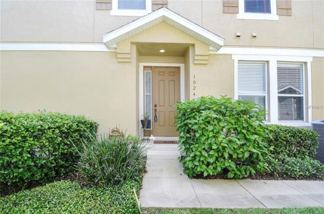 10246 Cala Lily Trail #27, Orlando, FL 32832 (MLS #O5714661) :: Godwin Realty Group