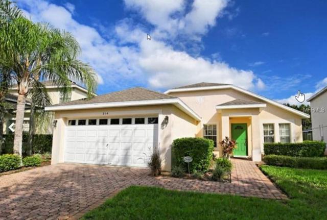 214 Gleneagles Drive, Davenport, FL 33897 (MLS #O5715481) :: Gate Arty & the Group - Keller Williams Realty