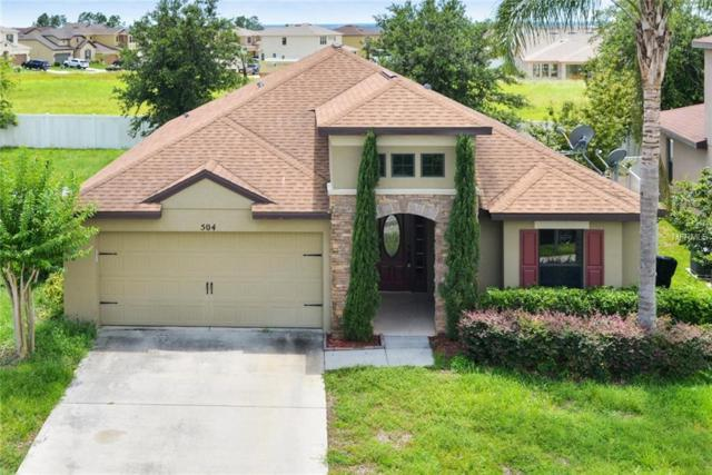 504 Arbor Pointe Avenue, Minneola, FL 34715 (MLS #O5715533) :: RealTeam Realty