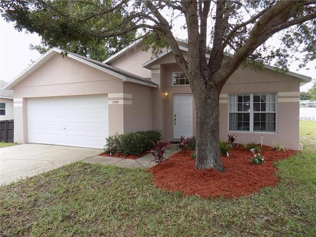 1209 Gold Creek Court, Clermont, FL 34714 (MLS #O5715962) :: NewHomePrograms.com LLC