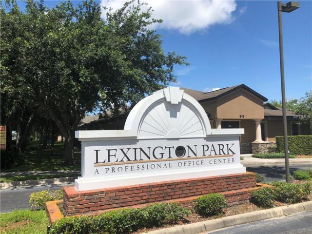 110 Lexington Green Lane, Sanford, FL 32771 (MLS #O5716377) :: The Duncan Duo Team