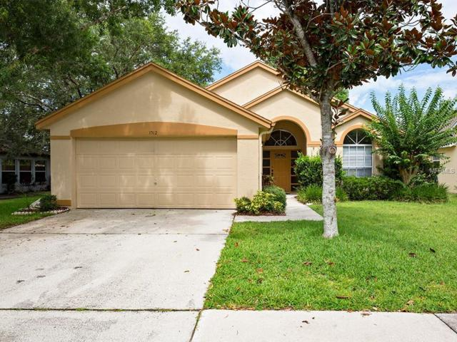 1012 Trout Creek Drive, Oviedo, FL 32765 (MLS #O5716381) :: The Duncan Duo Team