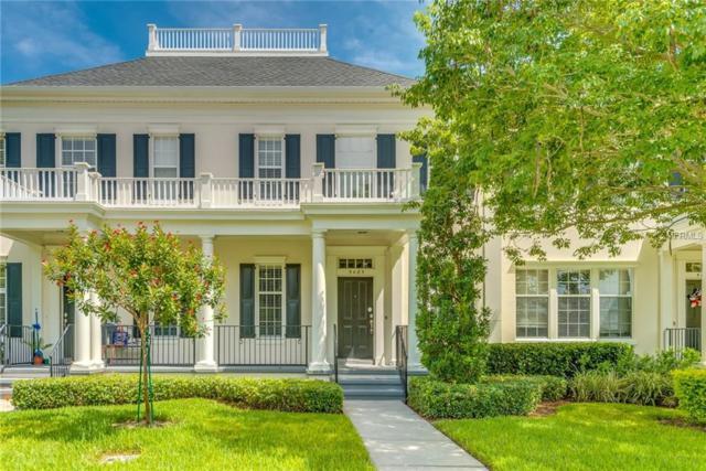 5485 Baldwin Park Street #10, Orlando, FL 32814 (MLS #O5716793) :: Your Florida House Team