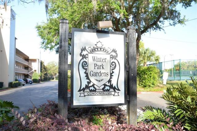 700 Melrose Avenue E-26, Winter Park, FL 32789 (MLS #O5717261) :: Team Bohannon Keller Williams, Tampa Properties