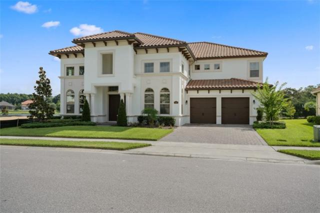 3691 Farm Bell Place, Lake Mary, FL 32746 (MLS #O5717936) :: The Duncan Duo Team