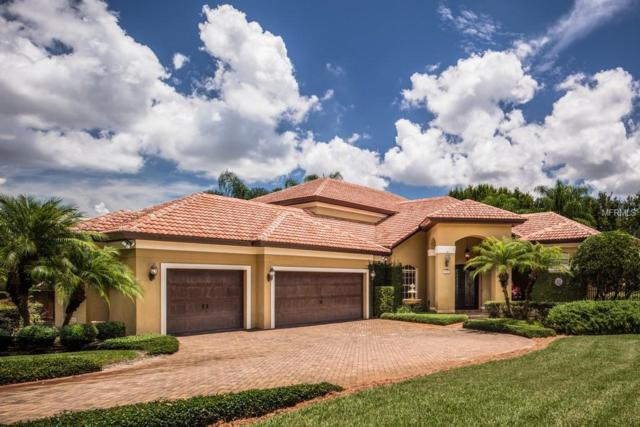 7025 Horizon Circle, Windermere, FL 34786 (MLS #O5718149) :: G World Properties