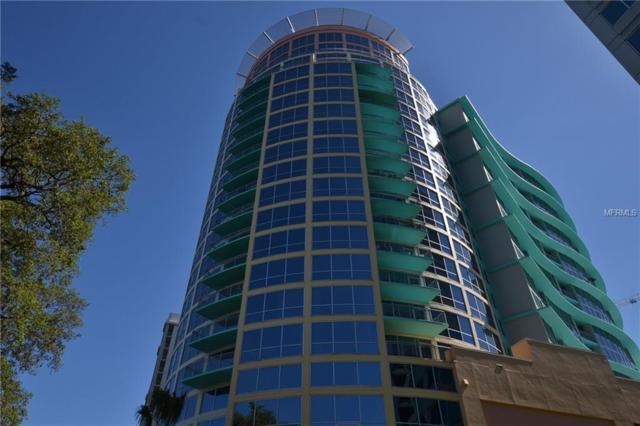 322 E Central Boulevard #707, Orlando, FL 32801 (MLS #O5718895) :: The Lockhart Team