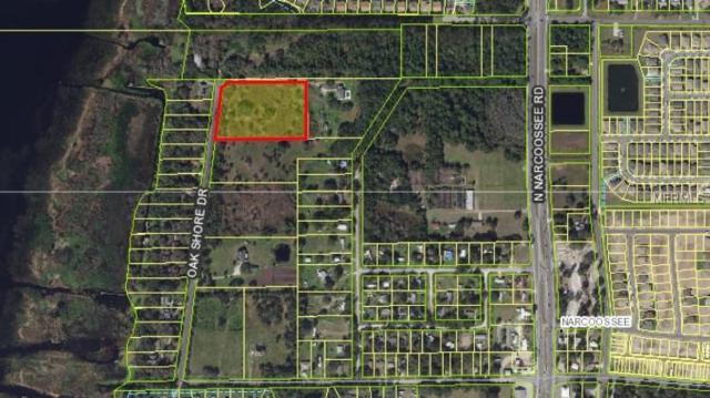 Oak Shore Drive, Saint Cloud, FL 34771 (MLS #O5719545) :: The Duncan Duo Team