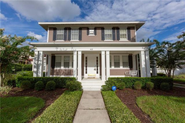 405 Campus Street, Celebration, FL 34747 (MLS #O5720383) :: Mark and Joni Coulter | Better Homes and Gardens